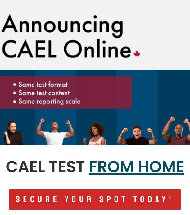 Online CAEL Test